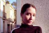 La escritora Anna Pacheco (Barcelona, 1991), autora de 'Listas, guapas, limpias'.