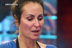 La desolación de Ana Milán en la mayor tragedia de MasterChef Celebrity