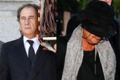 Los únicos familiares que han podido ver a Franco en su exhumación