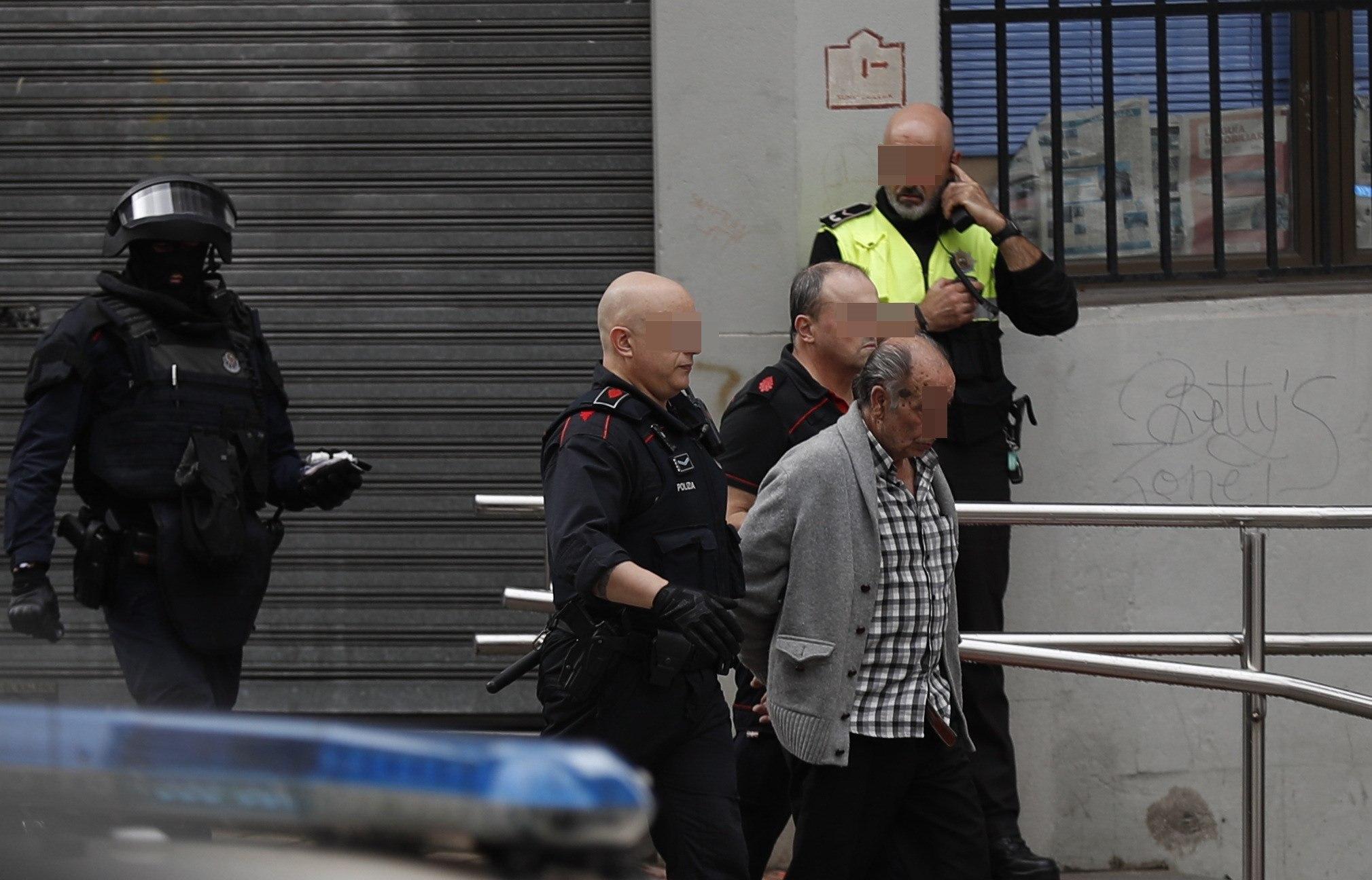 Un muerto en un tiroteo en plena calle en Bilbao por un ajuste de cuentas