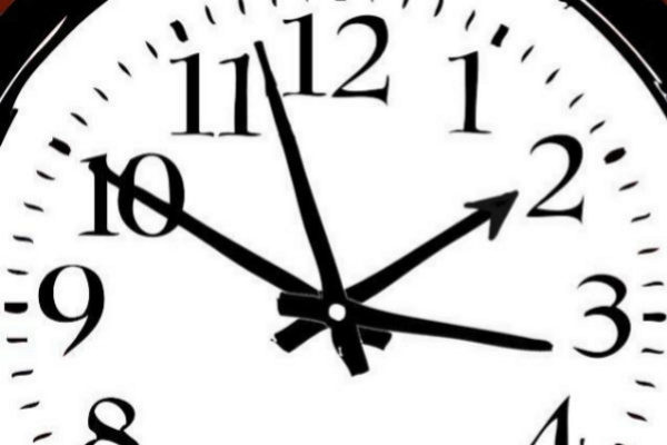 Este sábado se cambia la hora para entrar en el horario de invierno