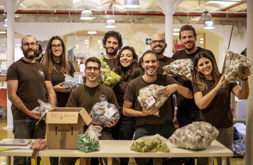 Worldcoo, la 'startup' más contracultural de España