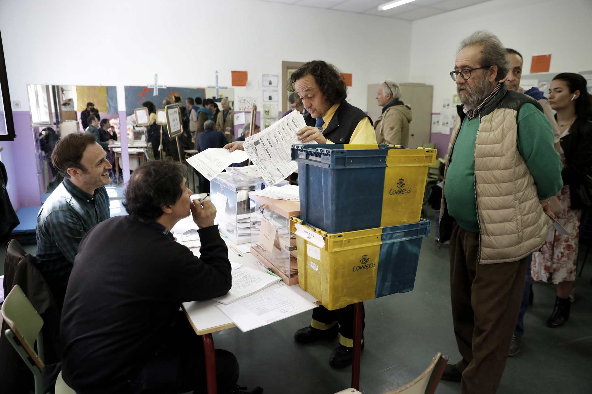 Cómo saber si te ha tocado una mesa electoral en las elecciones generales del 10 de noviembre