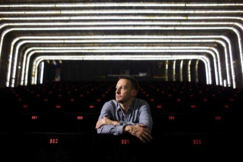 El director de cine Alejandro Amenábar, en Madrid.