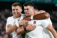 Inglaterra, a la final tras exhibirse ante los All Blacks