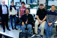 Investigadores de la Olavide que han participado en el proyecto científico.