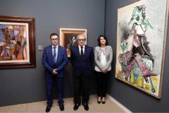 La Fundación Unicaja cita en Sevilla a Picasso y Joaquin Peinado y ensalza la adscripción de ambos a las vanguardias