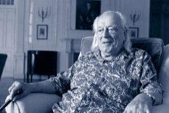 Rafael Alberti, en una imagen de archivo.