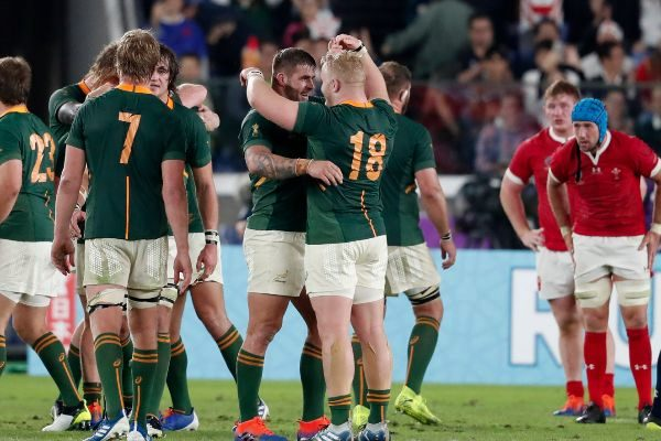 <HIT>Rugby</HIT> World Cup - Semi Final - Wales v South Africa
