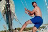 """El 'burguesito' navegante y los otros """"infiltrados"""""""