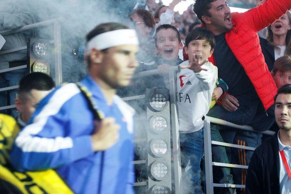 GRAF6224. NUR-SULTÁN.- El tenista Rafael <HIT>Nadal</HIT> a su...