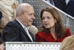 A Gomendio y Wert la aventura parisina no les soluciona el divorcio millonario de ella