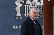 Luis Bárcenas, en febrero de 2018, durante el juicio del 'caso Gürtel'.