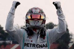 Hamilton deja en evidencia a Ferrari: será campeón con cuatro puntos en Austin