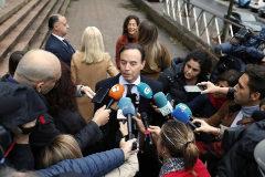 El juicio contra 'El Chicle' se aplaza al 11 de noviembre al no poder configurar hoy el jurado