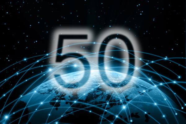 Los diez hitos que han marcado Internet en sus 50 años de existencia
