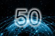 Los diez hitos que han determinado Internet en sus 50 años de existencia