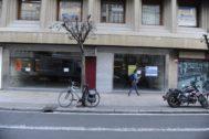 Locales en alquiler en Vitoria.