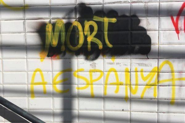 800 profesores piden a las universidades catalanas que retiren sus manifiestos contra la sentencia del 1-O