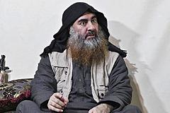 Los soldados de EEUU tiraron al mar el cuerpo de Al Bagdadi