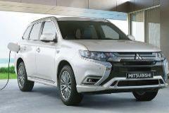 Mitsubishi regala el punto de carga a sus clientes de Outlander PHEV
