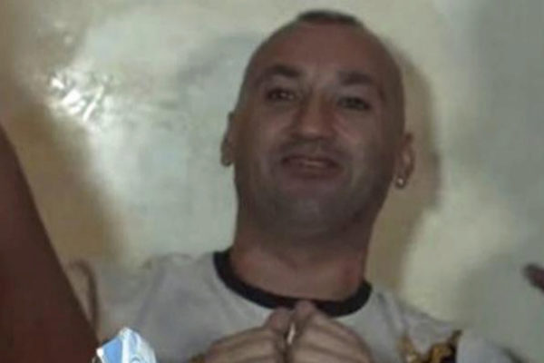 Francisco Tejón, del clan de narcotraficantes Los Castañas.