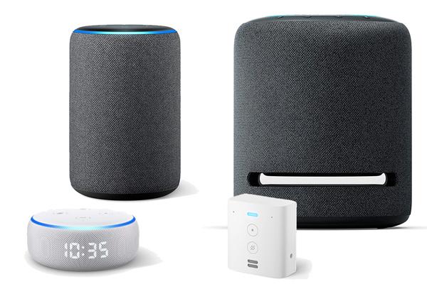 Amazon anuncia cuatro nuevos altavoces inteligentes para España