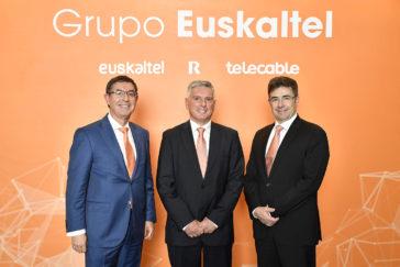 Kutxabank sitúa a Iturbe como relevo de García Erauzkin en la presidencia de Euskaltel