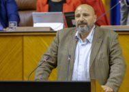 El diputado de Podemos José Luis Cano Palomino.