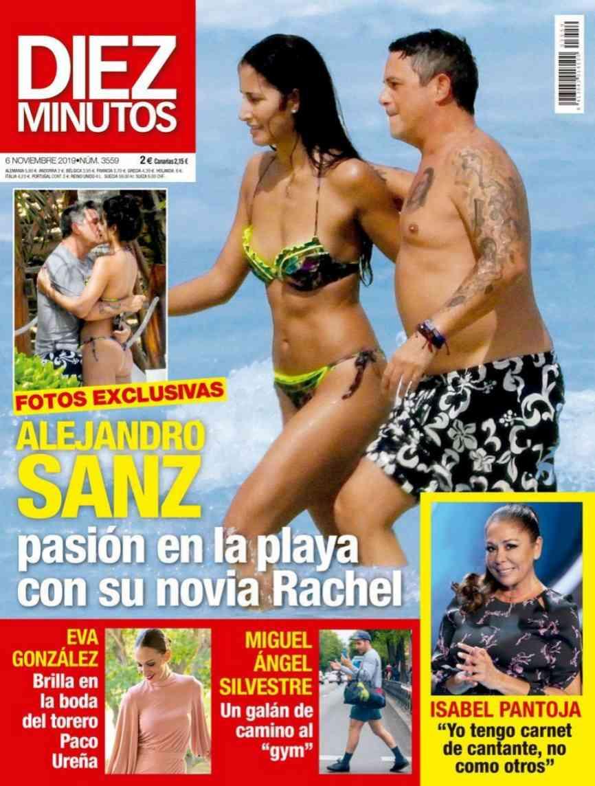 Aprovechando que Alejandro Sanz está de concierto en México, el...