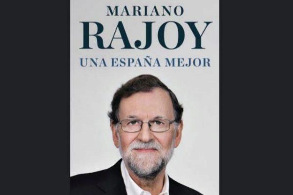 Portada del libro de Mariano Rajoy que publica Plaza & Janés.