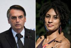 Jair Bolsonaro, ¿implicado en el asesinato de Marielle Franco?
