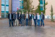 Investigadores que colaboran en el proyecto.