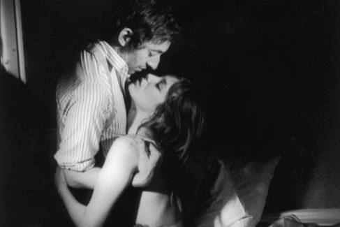 Serge Gainsbourg y Jane Birkin.