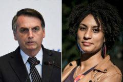 """Bolsonaro, tras una filtración que le implica en un asesinato: """"¡Todo el tiempo haciendo de mi vida un infierno, joder!"""""""