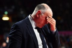 Munich (Germany).- <HIT>Madrid</HIT>'s head coach Pablo Laso reacts during the Euroleague basketball match between Bayern Munich and <HIT>Real</HIT> <HIT>Madrid</HIT> in Munich, Germany, 30 October 2019. (<HIT>Baloncesto</HIT>, Euroliga, Alemania) EPA/