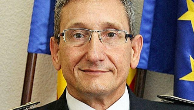 El comisario de la Policía Local de Castellón, Jose Luís Carque Vera.