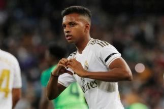Rodrygo empieza bendecido en el Real Madrid