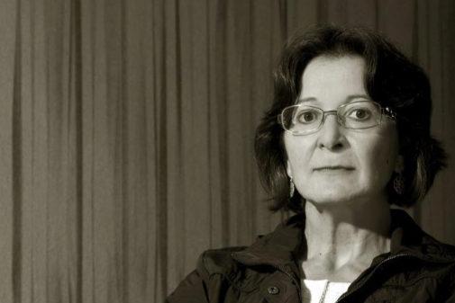 La poeta Pilar Pallarés.