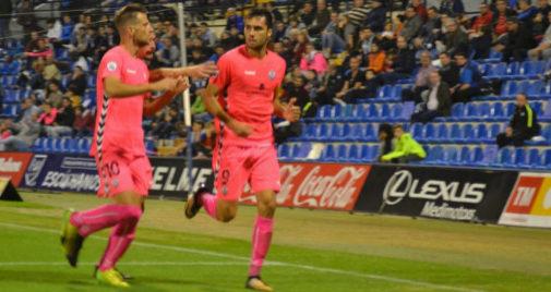 El partido del año pasado en el Rico Pérez acabó en empate a uno.