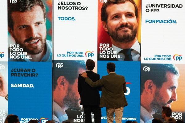 10N: Otra campaña (andaluza) a lomos de la herencia socialista