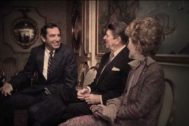 Reagan y su mujer, nancy, con un miembro de The Family en el documental.