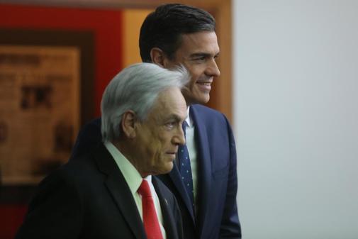 La ONU aprueba el pacto entre Pedro Sánchez y Sebastián Piñera y acepta que la cumbre del clima se celebre en Madrid