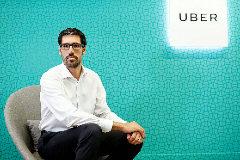 Juan Galiardo, director de Uber España.