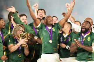 Sudáfrica proclama su poderío ante Inglaterra y conquista su tercer título
