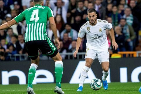 Real Madrid - Betis, en directo