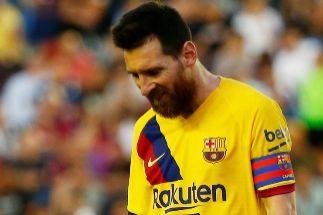 El Barça se descose en diez minutos