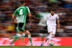 El Real Madrid no puede con el Betis en el Bernabéu