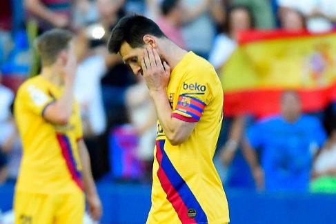 El Barça se descose en 10 minutos