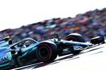 Bottas se lleva la 'pole' y Hamilton defrauda: